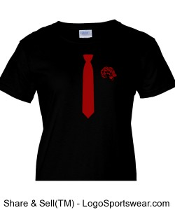 Theta Chi Red Carnation Ball - Women's T-Shirt Design Zoom